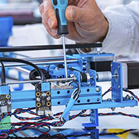 工业机械设备维修专业