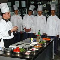 中西餐烹饪专业