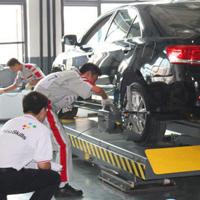 汽车美容与装潢专业