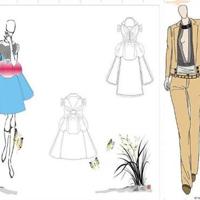 服装设计与生产管理专业
