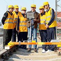 铁道施工与养护专业
