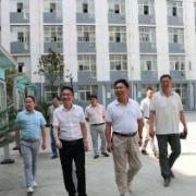 汉滨新建中等职业技术学校