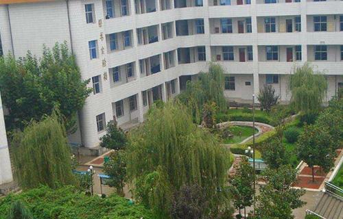 镇安县职业教育中心