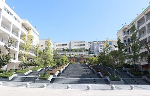 旬阳县职业教育中心