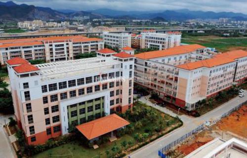 陕西农垦技工学校